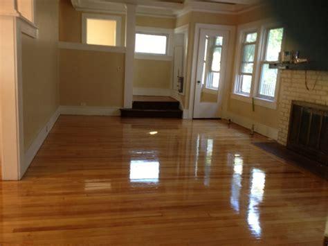 flooring types modern house