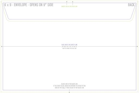 28 images of 9x12 envelope template infovia net 15
