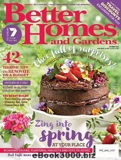 country homes interiors 08 2017 187 download pdf magazines magazines commumity better homes and gardens australia october 2017 free pdf