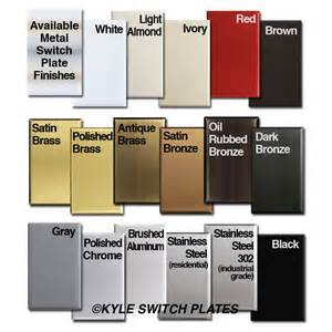colored electrical outlets painting switch plates how to paint wall plate covers