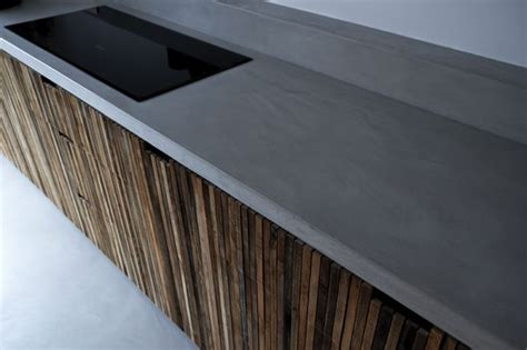 Beton Cire Interiors by Home Knokke B 233 Ton Cir 233 Kitchen Tablet By Kameleon