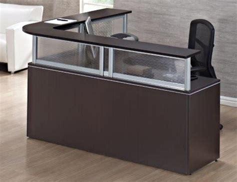 affordable office reception desks granite state office
