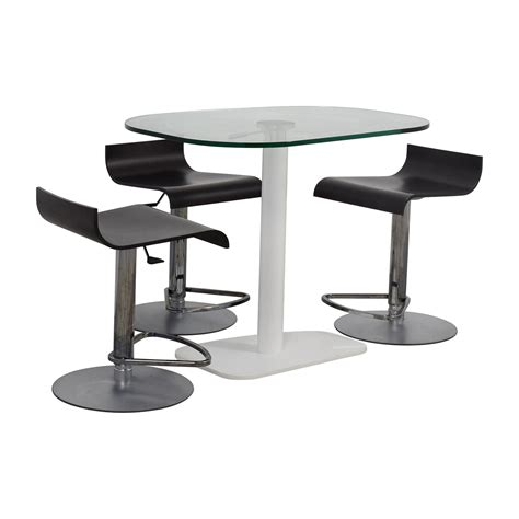 Dining Table Bar Stools by 87 Ligne Roset Ligne Roset Adjustable Counter