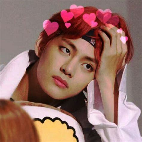 kim taehyung heart kim taehyung heart icons army s amino