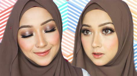 tutorial makeup raya raya glam makeup tutorial youtube