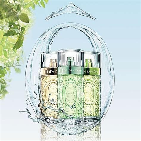 Lancome Goes Green by Perfume Shrine 3 Eaux By Lancome O O D Azur O De L