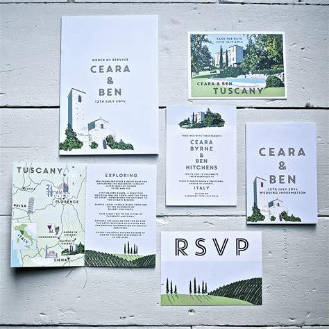 poster themed wedding invitations vintage travel poster inspired invitation set says i do