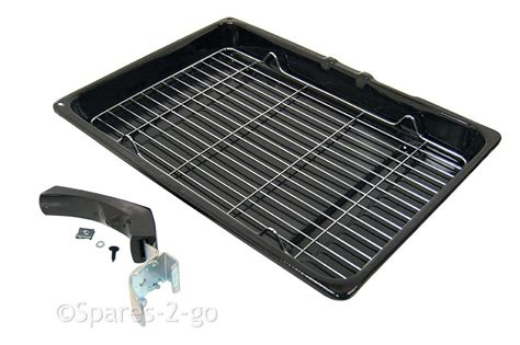Cooker Rack by Indesit Oven Cooker Grill Pan With Rack Detachable