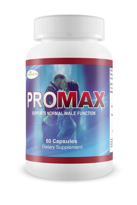 promax enhancement capsules get bigger grow longer