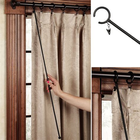 iron curtain rods wrought iron curtain rod finials integralbook com