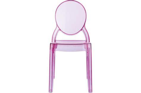 Chaise Plexi Elisabeth by Chaise Plexi Transparent Baby Elizabeth Design Sur