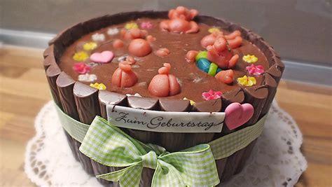 Schokoladenkuchen Mit M M F 252 Llung