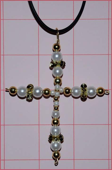 best 25 beaded cross ideas on cross crafts