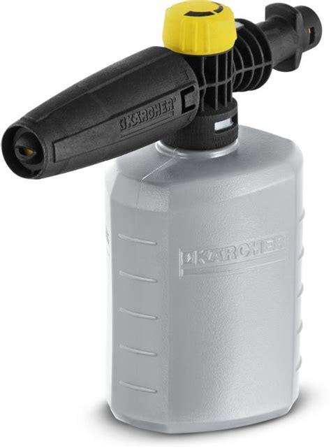 Karcher 0 3l Foam Jet Nozzle bol k 228 rcher fj 6 foam nozzle regelbaar 0 6 ltr