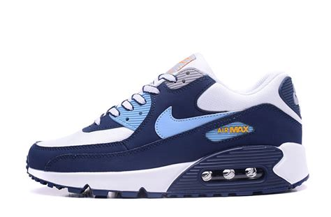 high end athletic shoes high end product nike air max 90 premium navy blue white