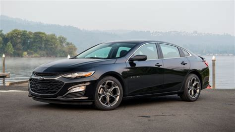 Chevrolet Malibu Rs by 2019 Chevrolet Malibu Rs Road Test Review Autoblog