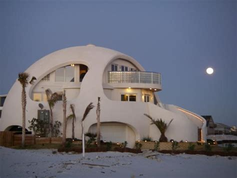 dome house a dome home built to survive hurricanes markosun s blog