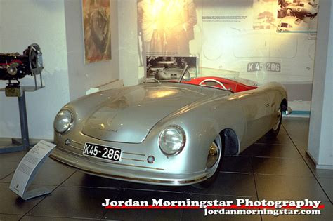 first porsche ever made porsche museum factory dealership part 1