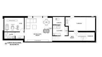 floor plan and perspective basement floor plan an interior design perspective on