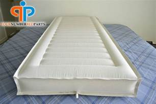 comfort sleep number bed dual chamber king