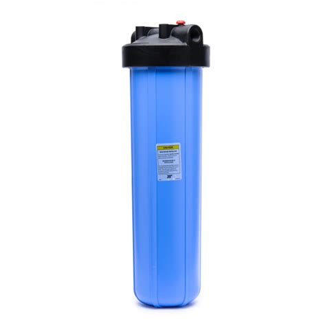 20 bb 1 in whole house water filter system