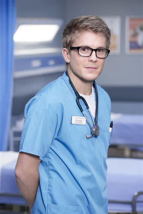 Ethan News by Casualty S George Rainsford Ethan Couldn T Cope With A