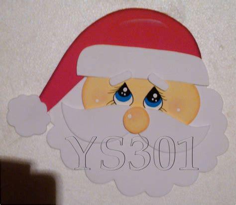 imagenes de santa claus en foami figuras en foami para navidad bs 20 000 00 en mercado