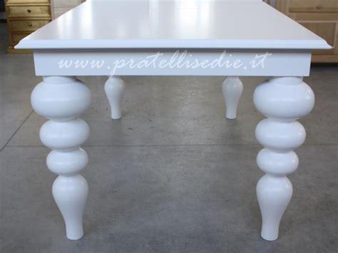 tavoli stile barocco tavolo barocco moderno gambe tornite pratelli mobili