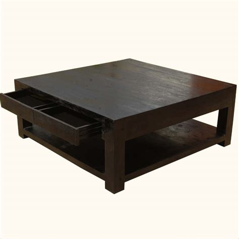Square Black Coffee Table Furniture Square Coffee Table With Black Coffee Tables Design Wood Inch Square Espresso Coffee