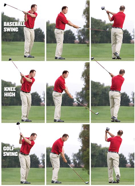 golf baseball swing power tips drills golf tips magazine