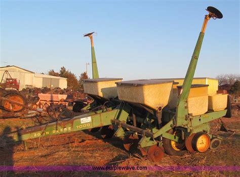 36 Row Corn Planter by Deere 7000 Corn Planter No Reserve Auction On