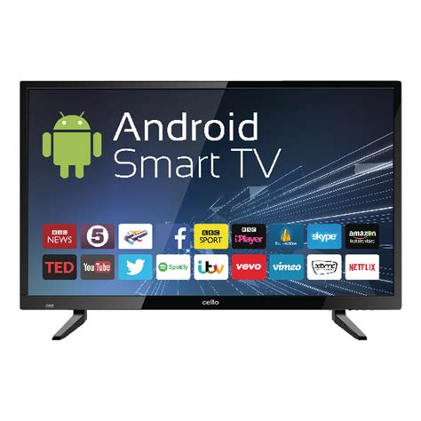 android smart 32inch android smart freeview t2 hd led tv with wi fi c32ansmt ebay