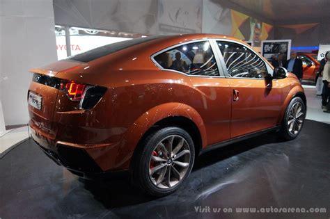 xuv500 design concept mahindra xuv aero concept exteriors 8