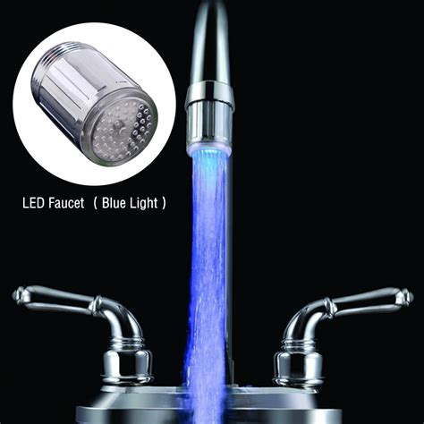 bathtub faucet not switching shower led water faucet stream light kitchen bathroom shower tap