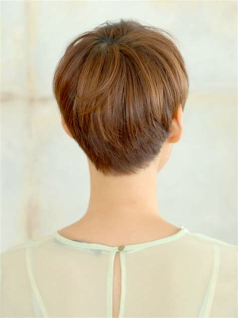 longer pixie haircuts for women short pixie haircuts back view short hairstyle 2013
