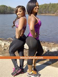 Curvy and fit black girls do work out motivation pinterest