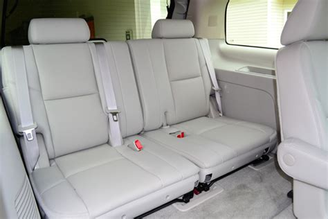 tahoe bench seat 2012 chevrolet tahoe ltz review trailblazing the
