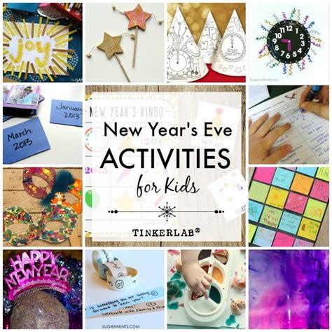 new year lesson new year s activities for tinkerlab