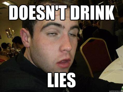 Buff Guy Meme - doesn t drink lies buff quickmeme