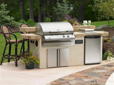 premade kitchen island bbq grill island kits premade outdoor kitchen counter