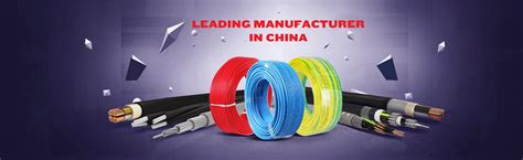electric cable electric wire cable manufacturer henan