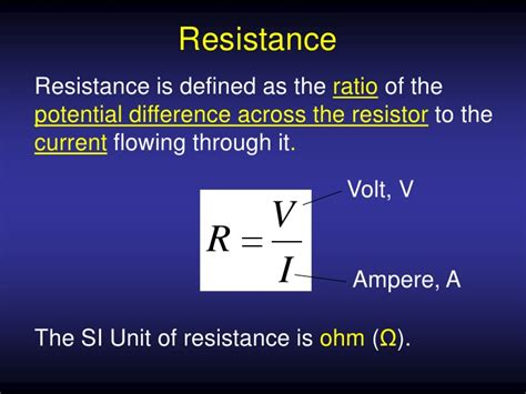 si unit of resistance is si unit of resistance is 28 images magnetic units of measurement si units and ohms si