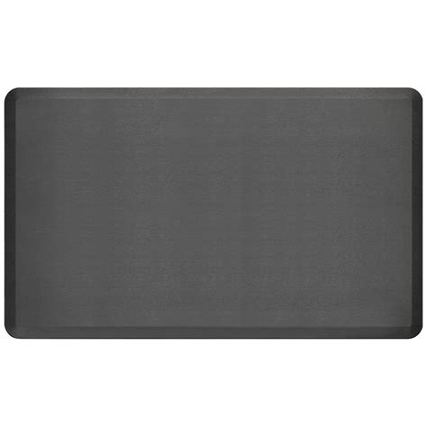 Pro Comfort Mat by Newlife Pro Grade Brushed Midnight 36 In X 60 In Comfort