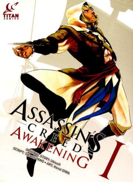 assassin s creed volume 1 awakening by takashi yano kenzi oiwa paperback barnes noble 174