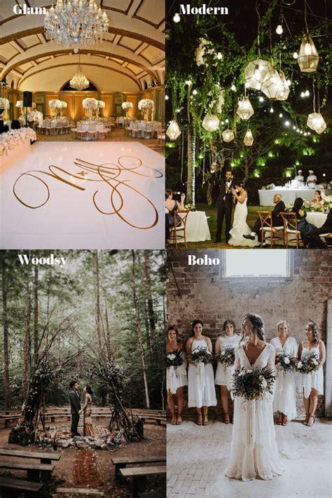 wedding theme trends 2019 (1)   Monika Boch Blog