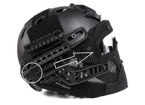 Emerson Airsoft Combat Mask emerson new g4 tactical helmet pj abs mask with goggle for airsoft paintball army