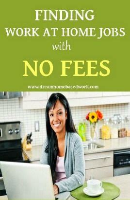 no fee work at home the world s catalog of ideas