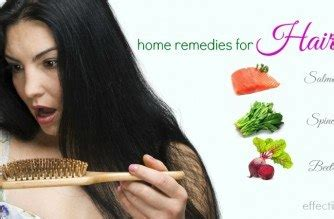 31 best home remedies for hair fall