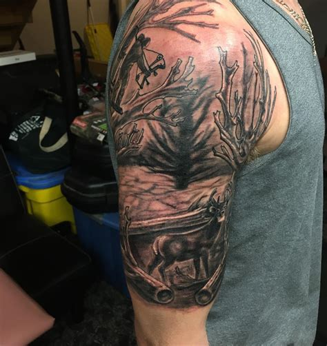 sportsman tattoos 75 best designs and ideas hobby