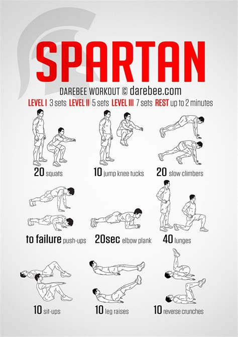 spartan workout spartans took and made it their